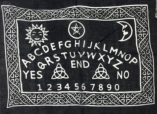 Osiris Trading UK Ouija - Tablero de Pizarra de Altar ...
