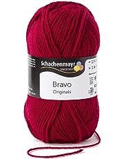 Schachenmayr Bravo 9801211 Handstrickgarn, Häkelgarn