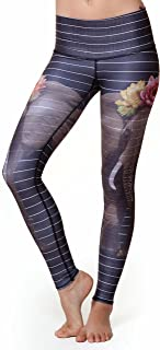 product image for teeki Women's Leggings or Hot Pants, Extra Small, Love The Elephant Pattern