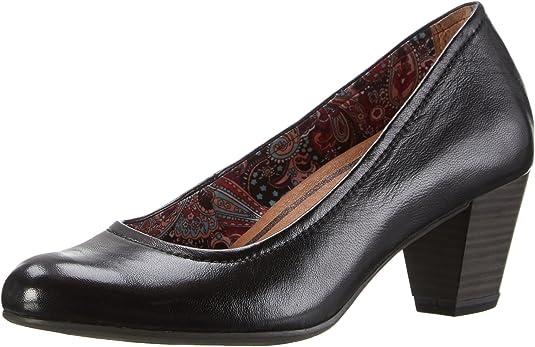 Tamaris 22408 22408-28, Zapatos de tacón con Punta Cerrada para Mujer