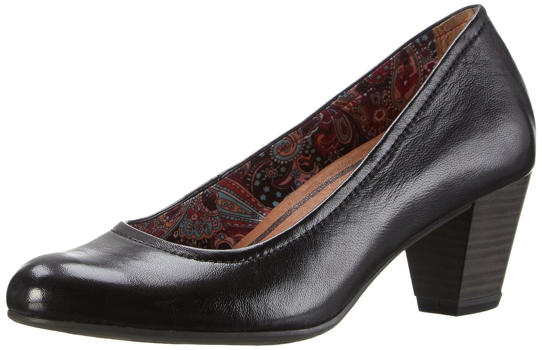 TALLA 37 EU. Tamaris 22408 22408-28, Zapatos de tacón con Punta Cerrada para Mujer