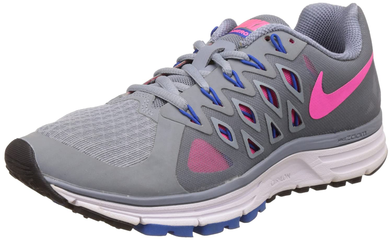 Nike Damen WMNS Zoom Vomero 9 Laufschuhe, Gris (MGNT Gry Pnk