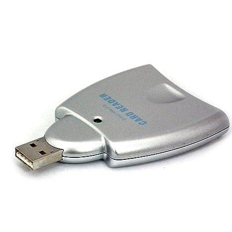 Bastidor tierra tarjeta de memoria SmartMedia lector de ...