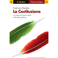 La Costituzione (Farsi un'idea Vol. 101) (Italian Edition) book cover