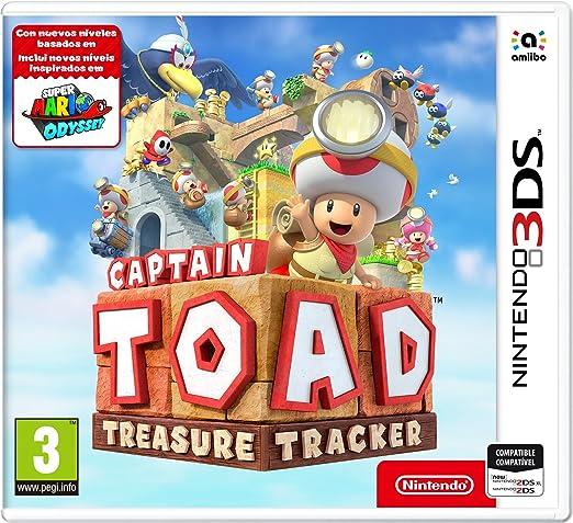 Comprar Captain Toad: Treasure Tracker