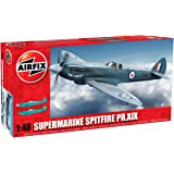 Airfix - Kit de modelismo, avión Supermarine Spitfire PR.XIX, 1:48 (Hornby A05119)