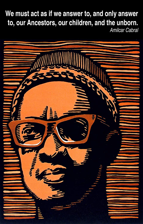 11x14Decorative Decorative Poster.Amilcar Cabral.Africa leader.Political quote.9452