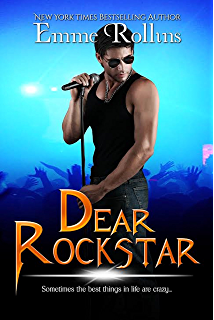 Lucky Girl (New Adult Rock Star Romance) (Dear Rockstar Book 2)