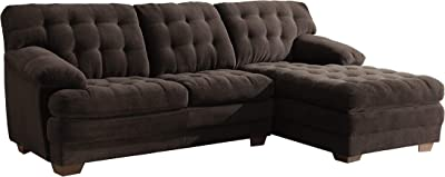Amazon Com Ashley Furniture Signature Design Acieona Reclining Sofa With Drop Down Table