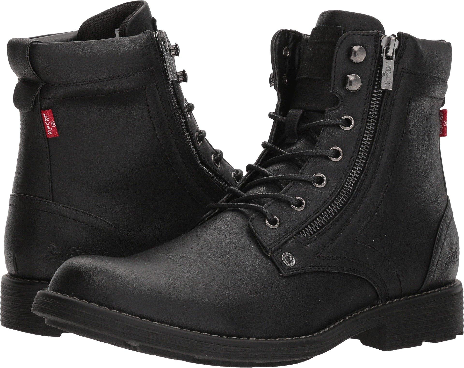 Levi's Shoes Men's Jacoby Black Monochrome 10.5 D US