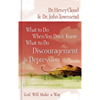 What to Do When You Don't Know What to Do: Discouragement and Depression: God Will Make a Way (English Edition)