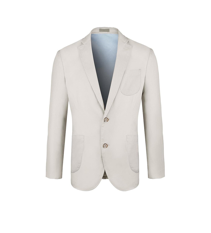 77e18cdccdf Men s Stylish Slim Fit Blazers Khaki