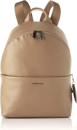 Mandarina Duck Mellow Leather, Mochila para Mujer, Talla única