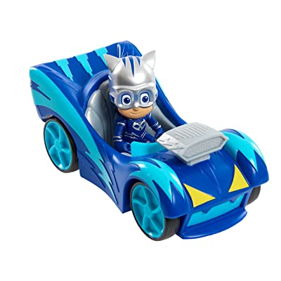 PJ Masks Catboy Speed Boosters Vehicles, Multicolor: Toys & Games