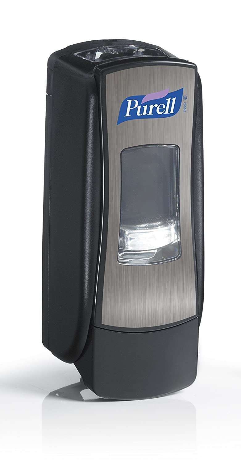 PURELL ADX-7 Dispenser, 700 ml, 8728-06, Chrome/Black GOJO Industries Inc.
