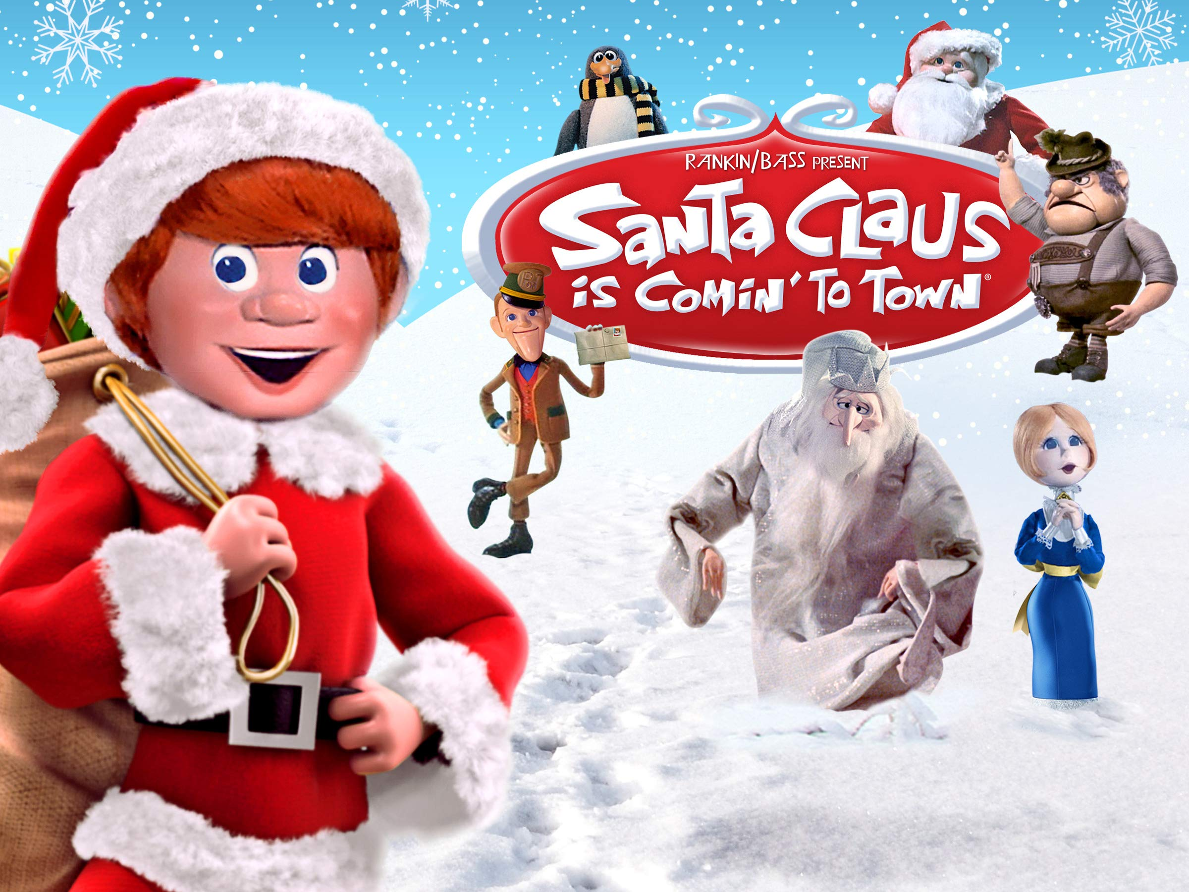 Watch Santa Claus is Comin' to Town | Prime Video