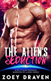 The Alien's Seduction (A SciFi Alien Warrior Romance) (Warriors of Luxiria Book 7) (English Edition)