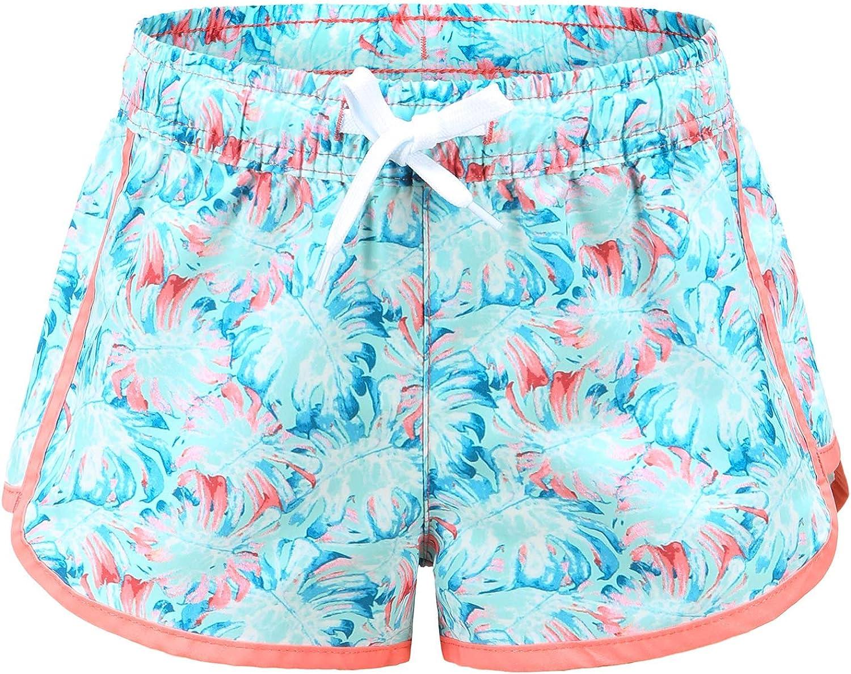Amazon.com: Mardonskey Girls Swim Shorts UPF 50+ Quick Dry Swim Trunks Kids  Beach Board Shorts 3-14 Years: Clothing