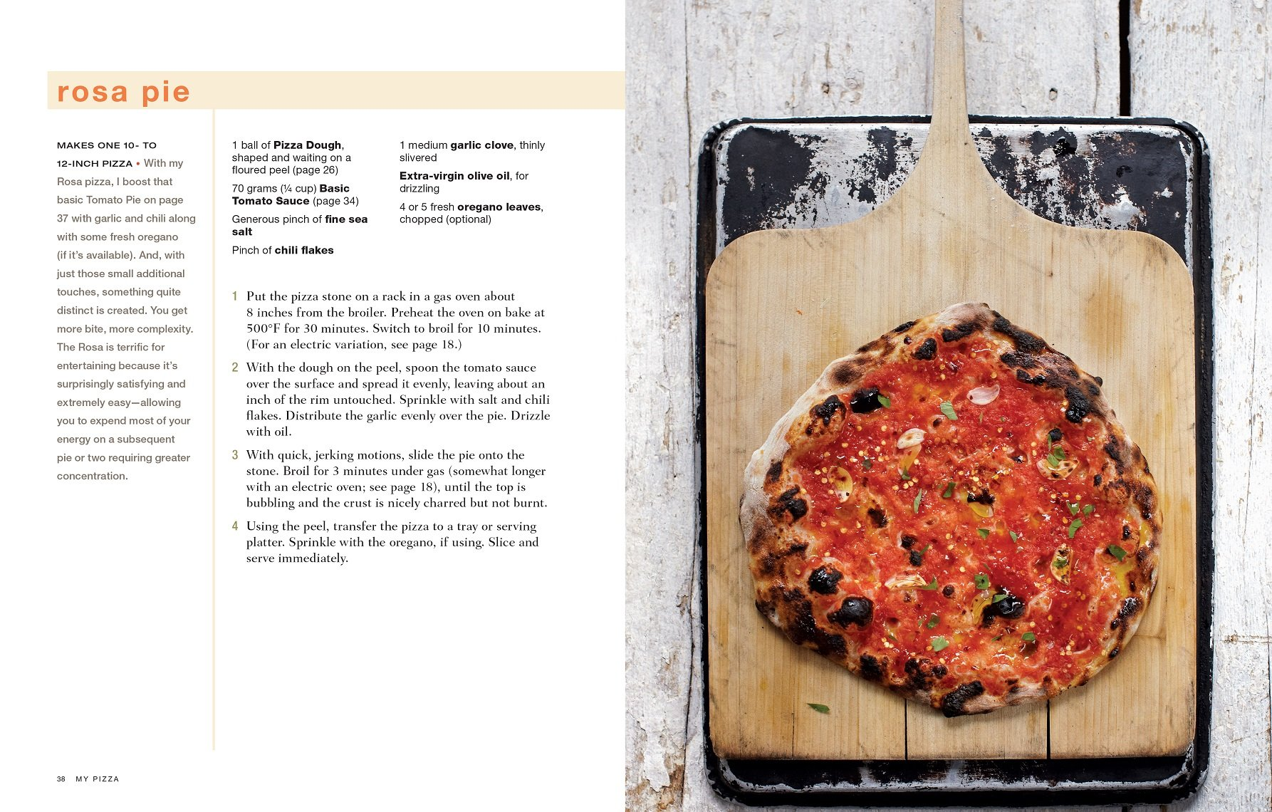 My Pizza: The Easy No-Knead Way to Make Spectacular Pizza at Home ...