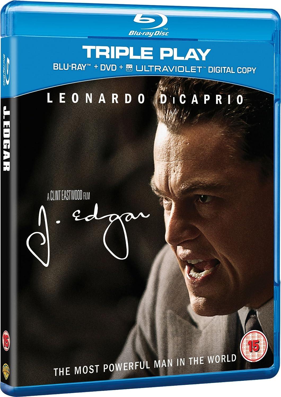 J. Edgar - Triple Play Edizione: Regno Unito Reino Unido Blu-ray ...