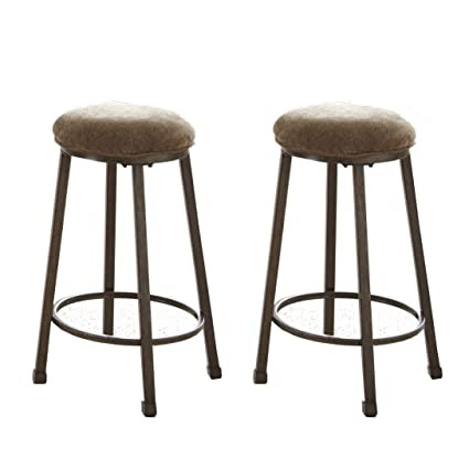 Amazoncom Greyson Living Oldham 26 Inch Counter Height Stool By
