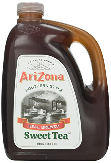 Amazoncom Arizona Iced Tea Sweet Tea 128 Oz Grocery Gourmet