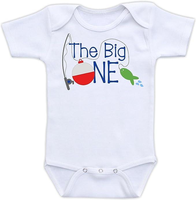 Amazon.com: doozydesigns Big One – Body de primer cumpleaños ...