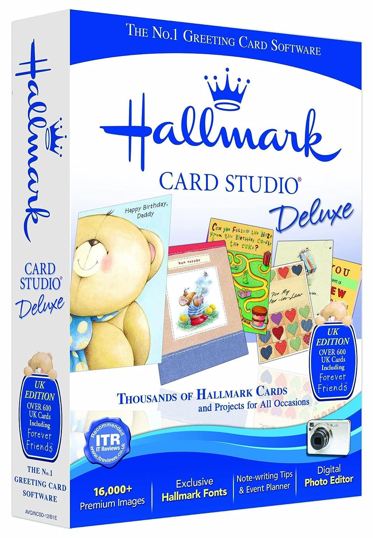 Hallmark card studio deluxe version 12 pc amazon software stopboris Images