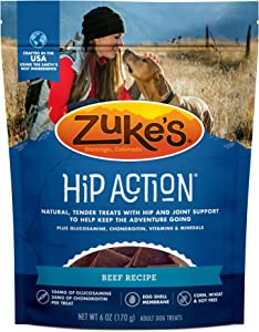Zuke's Natural Hip & Joint Dog Treats