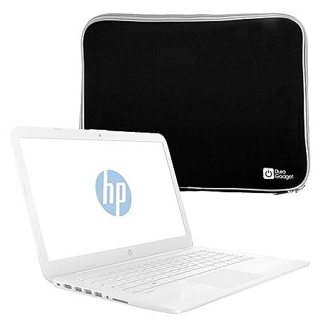 Funda DURAGADGET para ordenador Winnovo vanbook V143 y HP Stream 14-ax018nf Ultrabook portátil 14