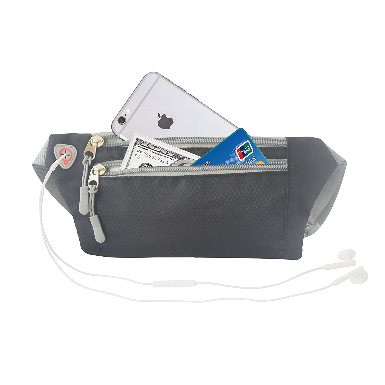 3eda6f6246 Amazon.com   veriya Running Hiking Lightweight Waterproof Waist Bags ...
