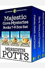 Majestic Cove Mysteries Books 7-9 Box Set Kindle Edition