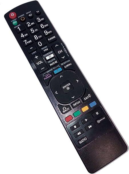 Calvas NEW ORIGIANL REMOTE CONTROL FOR 55UB820V 55LB870V 55LB860V 55LB730V 55LB720V 55LB690V 55LB680V 55LB675V 55LB673V 55LB671V TV