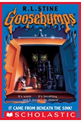 It Came From Beneath The Sink (Goosebumps #30) Kindle Edition