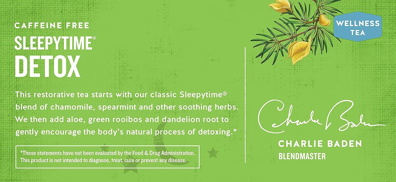 Celestial Seasonings Sleepytime equinácea té ...