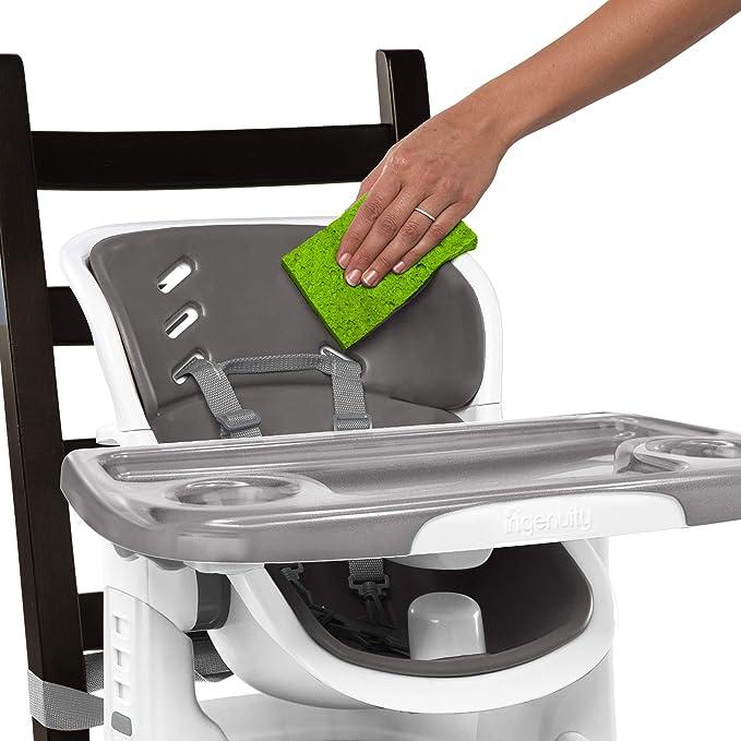 Ingenuity Smartclean HauteSlateBébés Ingenuity Chaise Chairmate Smartclean HauteSlateBébés Chairmate Chaise 76gmfIYybv