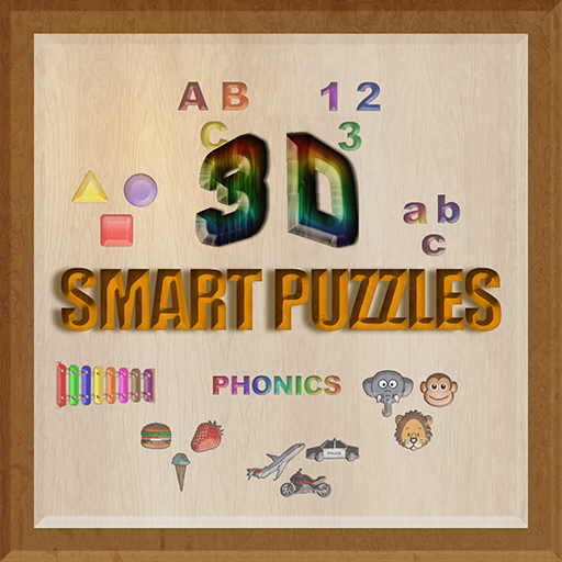 Toddler Puzzles Pro++ - Complete Preschool Pre-K Early Learning Toddler Puzzles 3D Educational Game Software Bundle ()