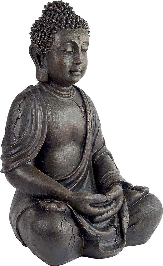 Buda de Resina: Amazon.es: Jardín