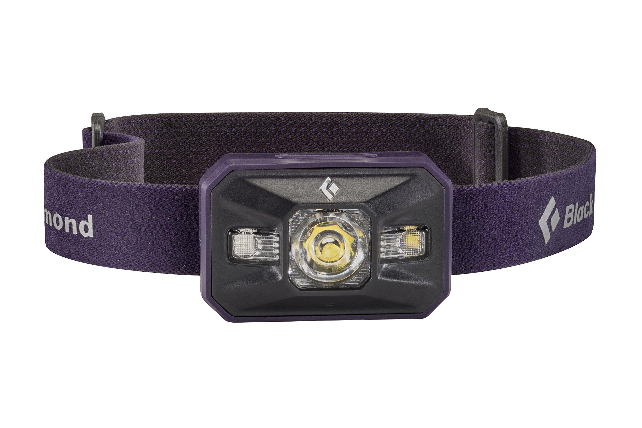 Black Diamond Strom Headlamp, Nightshade
