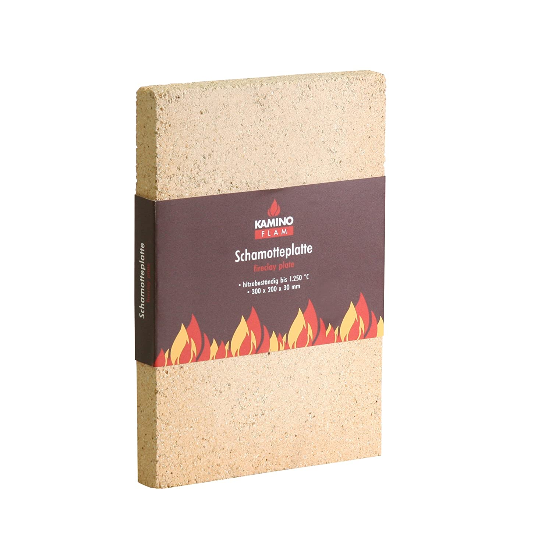 Kamino-Flam 333303 Vermiculite Slabs 300 x 200 x 30 mm