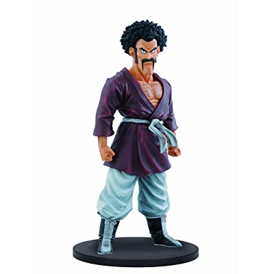 Figurine Dragon Ball Z - Mister Satan / Hercule (Resolution of Soldiers Collection)