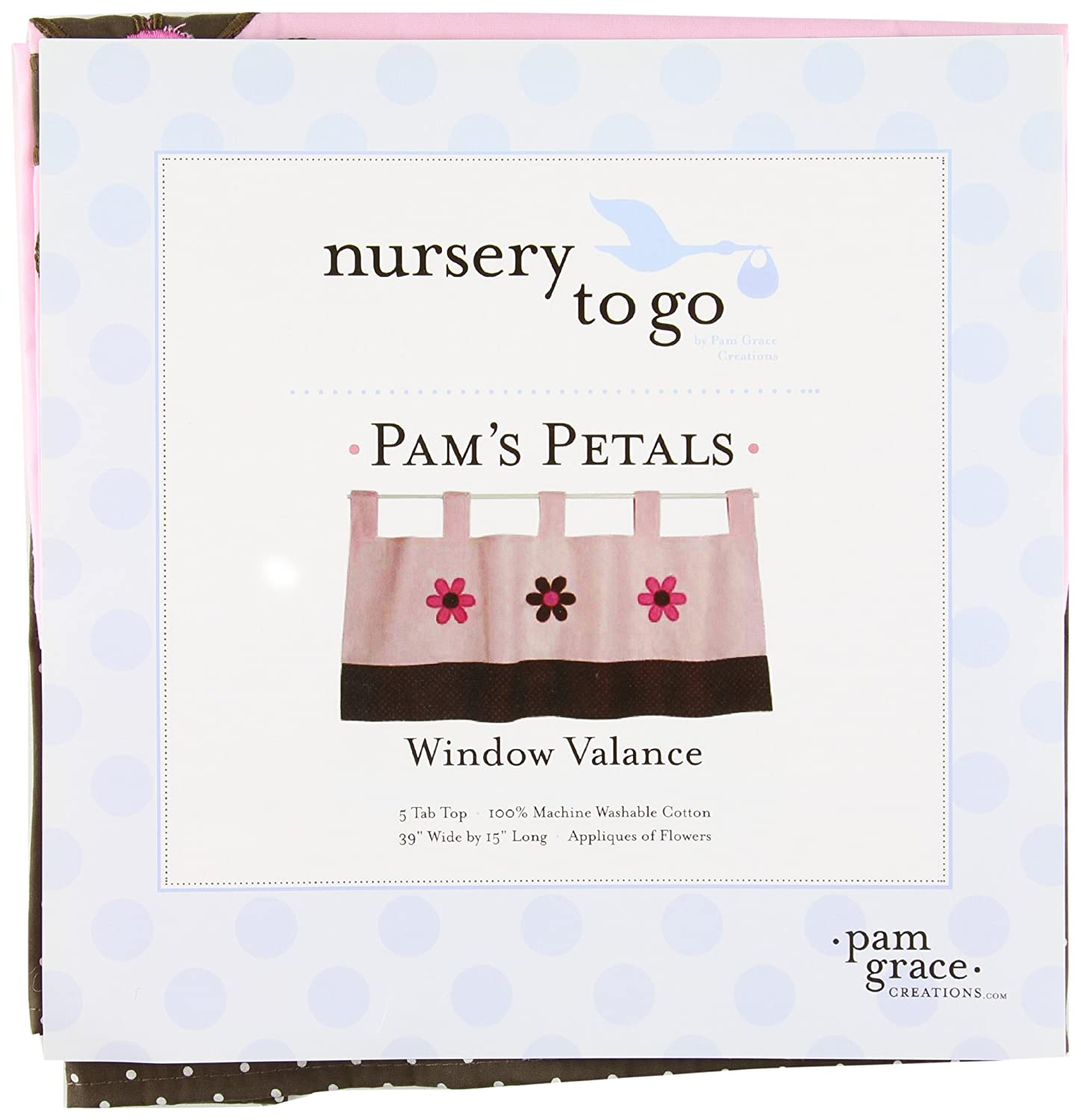 Pam Grace Creations Window Valance Discontinued by Manufacturer Pams Petals