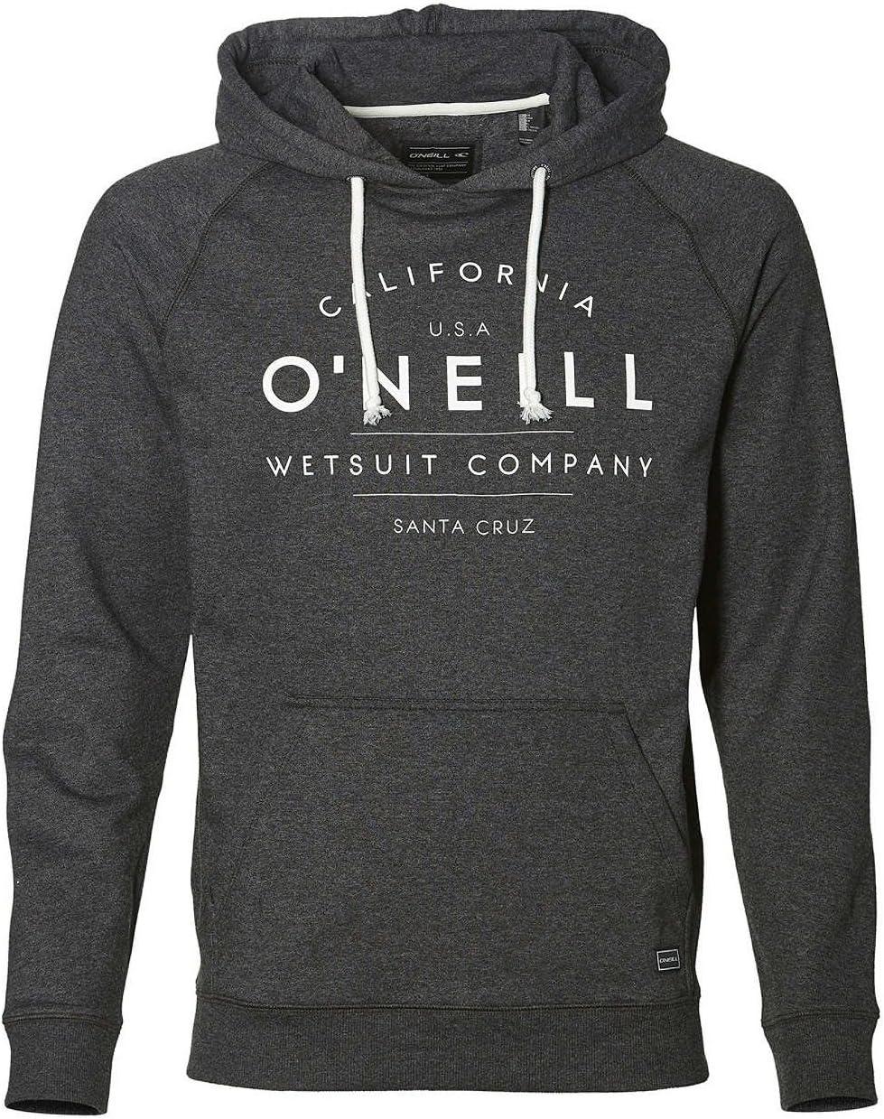 TALLA XL. O 'Neill N9294–Sudadera para Hombre, Hombre, 8P1432, Grau (Dark Grey Melee)