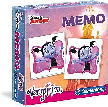 Clementoni Others – Memo Vampirina, 18026 , color/modelo surtido: Amazon.es: Juguetes y juegos