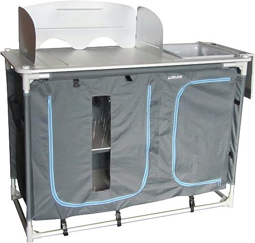 Mueble cocina camping ETNA Midland: Amazon.es: Coche y ...