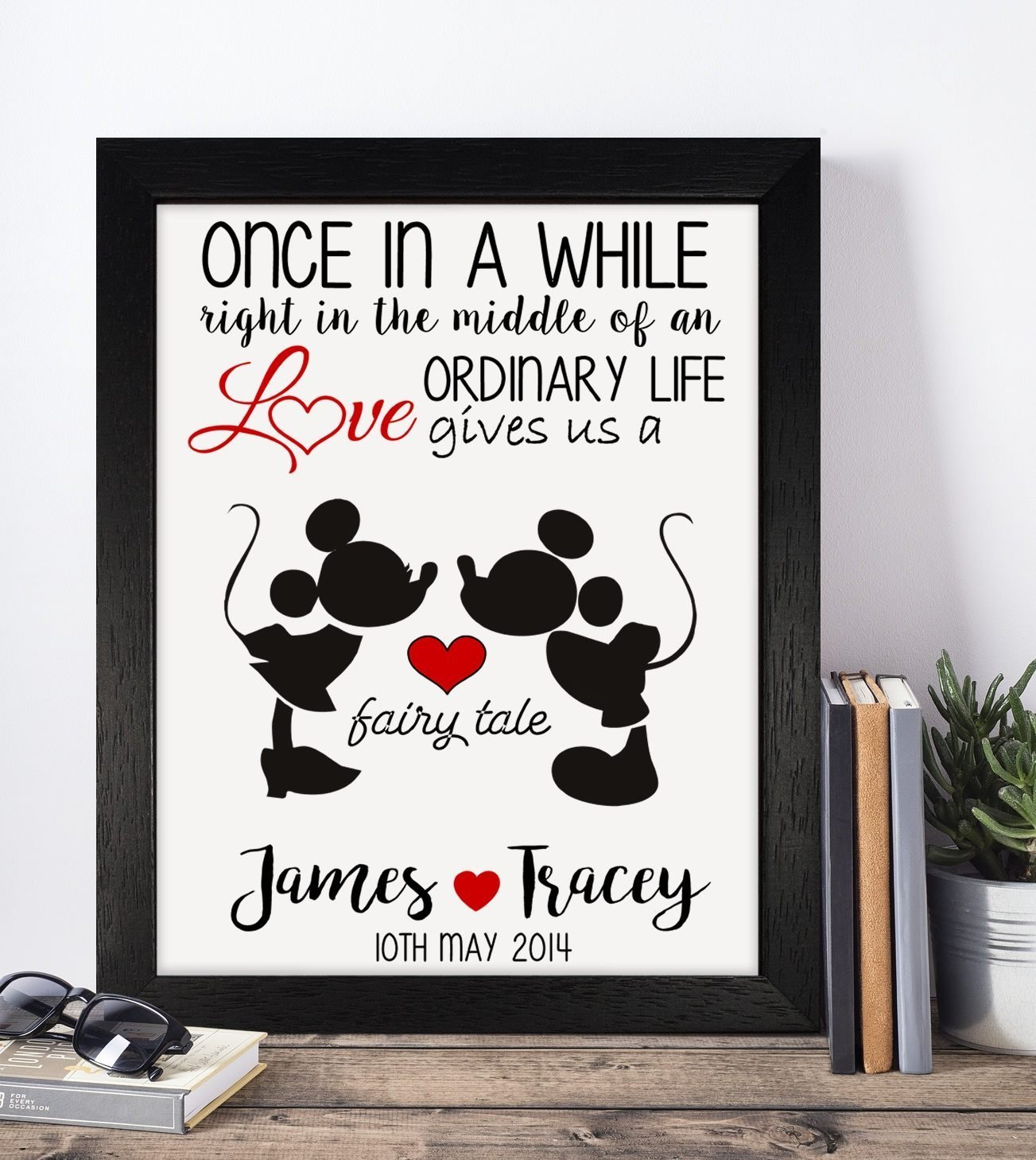 Amazon.com: Personalized Presents Gifts For Him Her Husband Wife ...