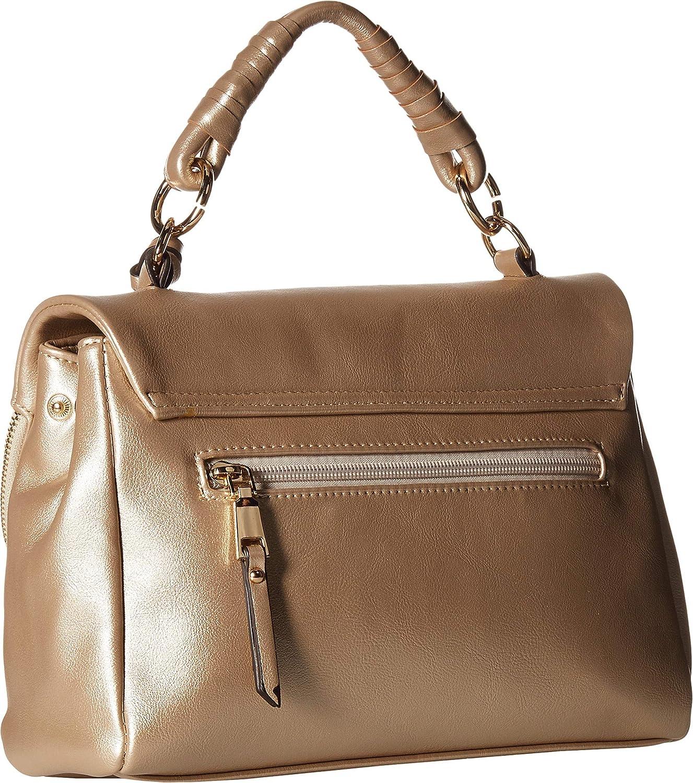 3af4d102b2 SOLE/SOCIETY Women's Rubie Crossbody Metallic One Size: Handbags: Amazon.com