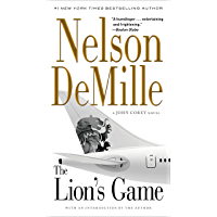 Image for The Lion's Game (John Corey Book 2)