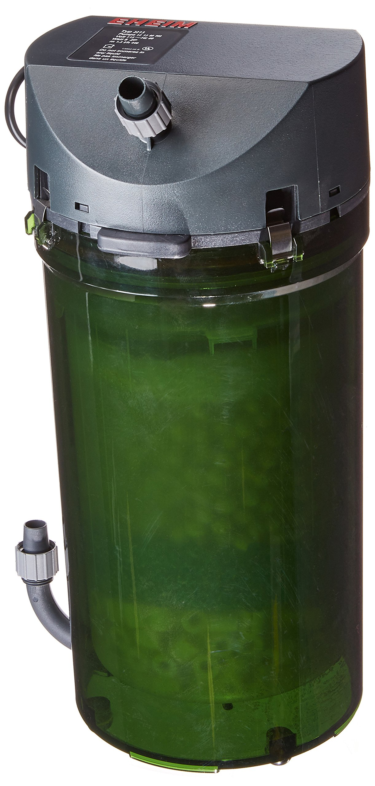 EHEIM Classic Canister Filter 2213, Classic 250 - PetOverstock by Eheim