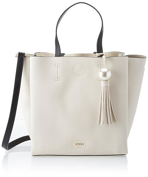 Amazon.it: Bianco Borse Tote Donna: Scarpe e borse